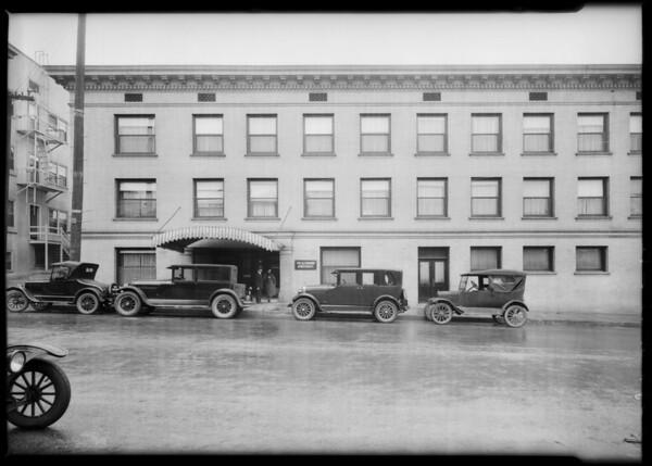 692 Valencia Street, Los Angeles, CA, 1926