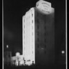 Retouched print of Mountain States Life Building, Los Angeles, CA, 1929