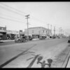 Road scenes at 59th & Moneta, Southern California, 1925