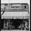 New shots of Hollywood store, Los Angeles, CA, 1929