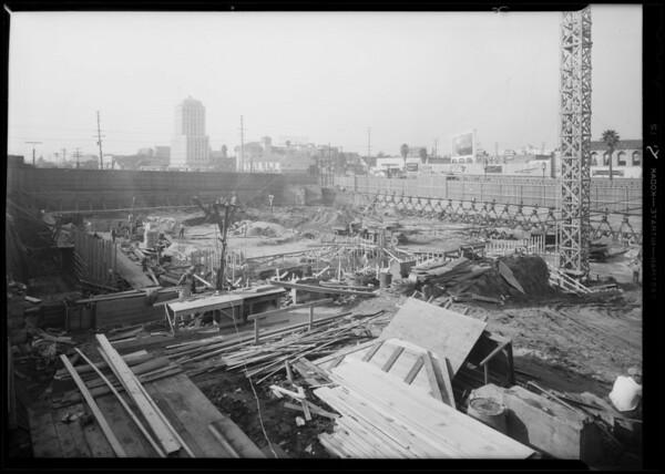 Pellissier Building, Los Angeles, CA, 1931