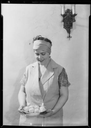 Mrs. B. Frances Hoosfall, 6230 Afton Place, Los Angeles, CA, 1931