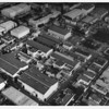 Aerial view of the 20th Century Fox Studios
