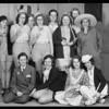 Festival photos, Hollywood School for Girls, Southern California, 1931