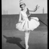Dancing school children, Broadway Department Store, Southern California, 1925