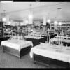 Stove, china, and hardware departments, May Co., Southern California, 1931