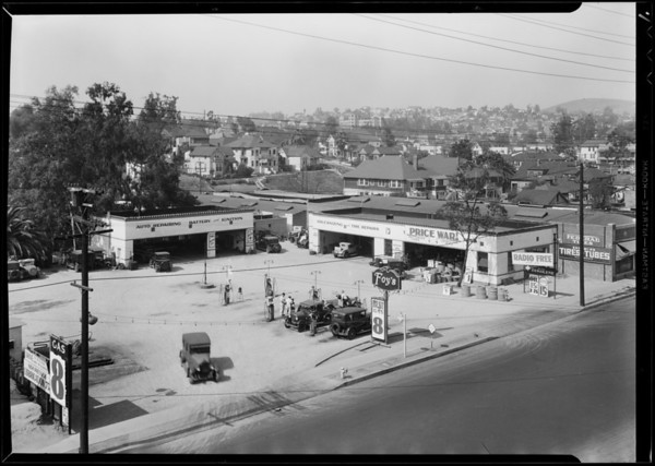 211 North Figueroa Street, Los Angeles, CA, 1931