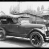 Studebaker claim #L40439, Southern California, 1926