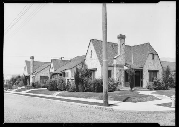 803 North Edinburgh Avenue, Los Angeles, CA, 1927