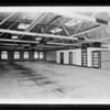 Postcards of lofts in Lux building, W. Ross Campbell, Southern California, 1927