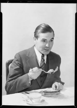 Mr. W.O. Mincher, Swift & Co., Southern California, 1931
