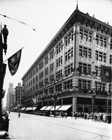 Hamburger's Department Store