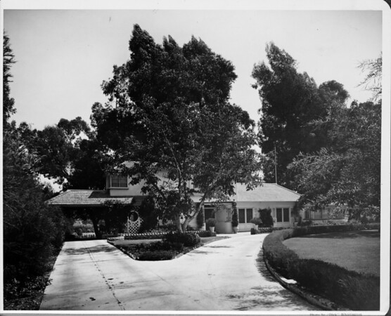 Upscale residential home (Gene Autry?)