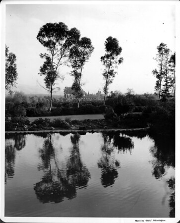 M.K. Kellogg Farm, Pomona, streams, ponds