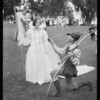 May Day revel, Griffith Park, Los Angeles, CA, 1931