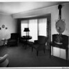 Living room interior of 1948