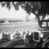Chevrolet at Old Soldier's Home, Sawtelle, CA, 1926