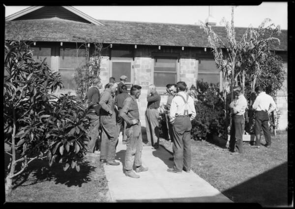 Los Angeles Creamery ranch, Southern California, 1926