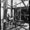 Dynamometer at Signal Hill, CA, 1926