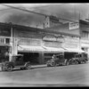 Ritz Market - new shot with sign, Southern California, 1927