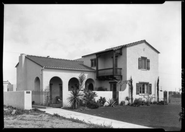 445 17th Street, Santa Monica, CA, 1926