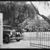 Motorlog with Billie Barnes, Hollydam, etc., Southern California, 1927