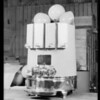 Large dispenser, Southern California, 1931