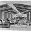 Artist's conception of the interior of the Nordic Room at the Beverly Hilton Hotel