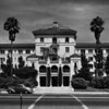 Hollywood Presyterian Olmsted Memorial Hospital on North Vermont Avenue in Hollywood between Fountain Avenue and Longpre Avenue