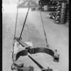 Wilson Willard tongs, Southern California, 1926