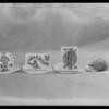 Ice cream novelties, Southern California, 1930
