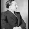 Portrait of himself, Fitzgerald, Southern California, 1931