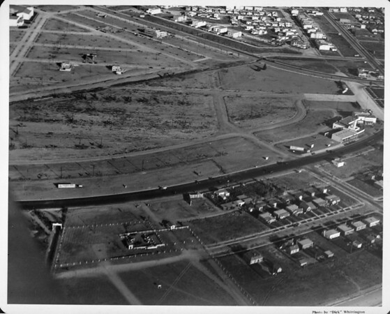 Leimert Park pre-development, Leimert Boulevard, View Park