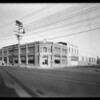 Tyre Bros. Glass Co., East 31st Street & South San Pedro Street, Los Angeles, CA, 1931