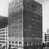 Textile Center Building at the northwest corner of Eighth Street and Maple Avenue