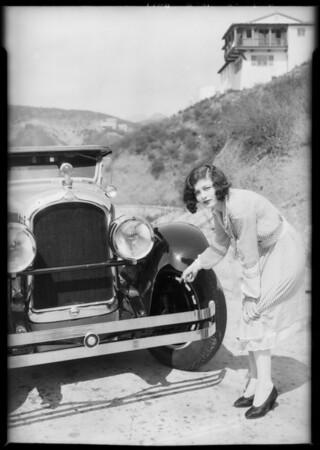 Pelton Motor Car (Marmon), Southern California, 1926