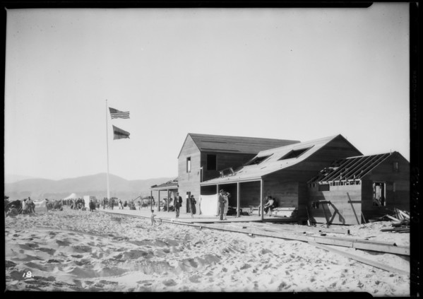 Pierpont Bay, Mr. Dodger, Beverly & Westlake office, Ventura, CA, 1926