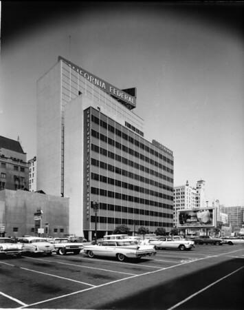 California Federal Savings, National Oil Building