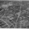 Aerial view, Glenoaks Boulevard, Sunland Boulevard, Vinedale Street, Penrose (just north of the Golden State Freeway)