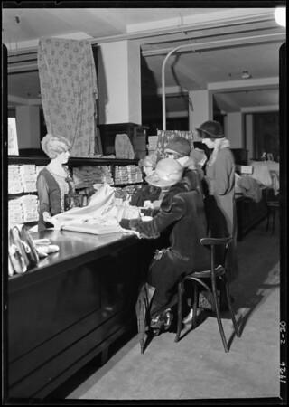 Broadway Department Store, Los Angeles, CA, 1926