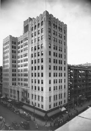 Garfield Building, Eighth Street and Hill Street