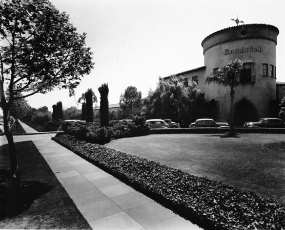 The Goodrich Tire Company, located in Los Angeles County