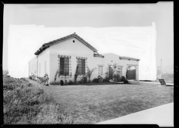 123 South Formosa Avenue, Los Angeles, CA, 1927