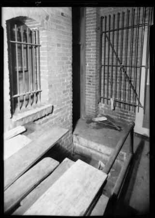 Stairway, 541 South Los Angeles Street, Sperlus, Southern California, 1931