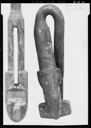 Wilson Willard stuff, Southern California, 1927