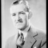 Mr. Ferguson, new manager Jonathan Club, Southern California, 1931