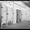 General views around the plant, Albatross Steel Furniture Manufacturing Co., Southern California, 1931