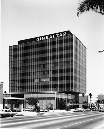 Gibraltar Square, Gibraltar Savings and Loan