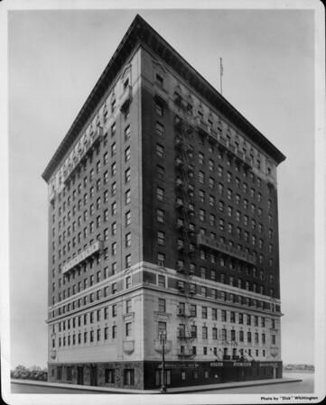 Mayfair Hotel in Downtown Los Angeles