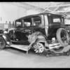 Buick sedan, Robertson, owner, Southern California, 1931